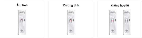 Bộ Kit Test Nhanh Covid 19 Ag Humasis